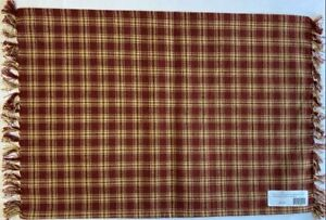 315-01K PD Sturbridge Wine Placemats