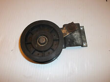 Huebsch/Speed Queen Idler pulley bracket and wheel #430442