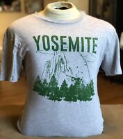 NWT! Yosemite National Park Heather Grey Medium T-shirt