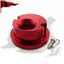 Red Adattatore del filtro dell'aria 47cc 49cc Mini Moto Dirt Pocket Bike ATV