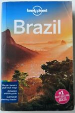 Lonely Planet BRAZIL Travel Guide 2016.