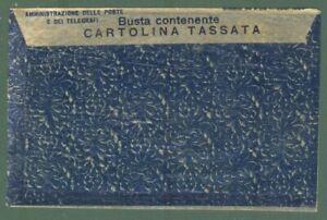 Storia postale. REGNO. Modello 94 A bis del 1903 delle Poste.