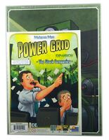 Rio Grande Games, Power Grid, The Stock Companies Expansion, Board Game, New