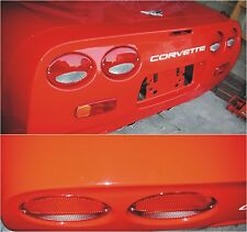 Corvette C5 C 5 Rücklicht Flush Tail Light Mounting Kit