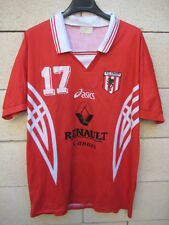Maillot porté AS CANNES Volley-Ball Asics match worn shirt collection n°17