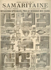 GRANDS MAGASINS DE LA SAMARITAINE/Prospectus/1934