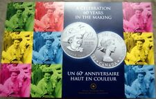 $20 Silver Coin  Diamond Jubilee Canadian 99.99 %  Pure Silver