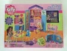 Vintage New Sealed NRFB Box Mattel Kelly Sister of Barbie Doll Playroom Set