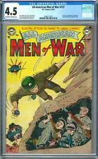 All-American Men of War #127 CGC 4.5 (OW-W) 1st Issue