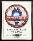 AC COBRA The Sports Car 1962-1969 Collectors Cards - 260 289 427 Daytona Shelby