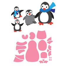 Marianne Design Collectables Cutting Dies - Eline's Penguins COL1416