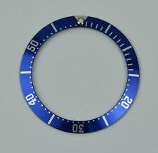 Lunetta inserto per & Si Adatta OMEGA SEAMASTER Orologio Quadrante Blu Parte Riparazione Parte 2551