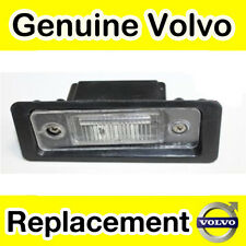 Genuine Volvo C30 Licence plate Lamp / Light holder