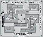 Eduard Zoom 33171 1/32 Luftwaffe rudder pedals