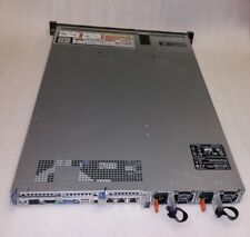 Dell Poweredge R620 Server 2x 8-Core 2GHz E5-2650,4x 600GB SAS 10K,128GB RAM
