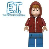 E.T Elliot The Extra-Terrestrial Figure Custom For Lego Minifig 34