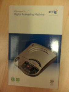 New In Box BT Response 75+ Digital Answering Machine