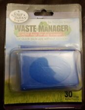 Four Paws Plastic Waste Manager 30 Refill Bags For Dog Poop Ppoper Scooper