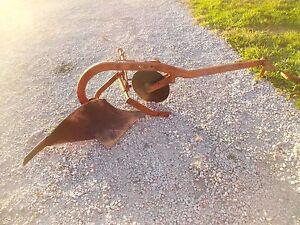 Massey Harris Pony tractor MH REAL NICE EXCELLENT ORIGINAL plow