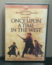 Once Upon a Time in the West (Special Collector's Edition 2 Dvd Set) Like New
