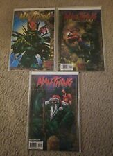 Man-Thing #1-2-3 Strange Tales