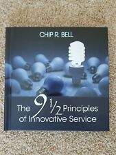 The 91/2 Principles of Innovative Service (1913, Hardcover)