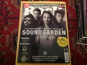 Classic Rock Magazine - Issue 252 - August 2018 - Soundgarden,Roger Waters.