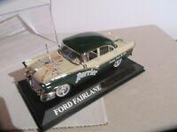 Ford fairlane publicitaire PERRIER style caravane du Tour de France 1/43