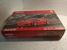 qq 50408 NINCO FERRARI 360 GTC 40 PARTS SLOT CAR ASSEMBLY KIT ROSSO IN Kit