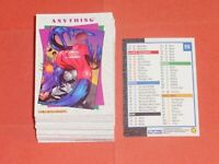 1994 ULTRAVERSE SKYBOX SERIES 2 ORIGINS TRADING 90 CARD SET MALIBU COMICS!