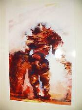 Shadow of the Colossus ~ A3 Size Poster / Print ~ NEW