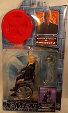 X-Men The Movie Professor X First Head With Black Suit Motorized Wheelchair MOC