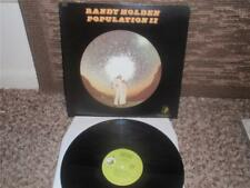 RANDY HOLDEN / POPULATION II  / UNOFFICIAL REPRESS..EX+ ....HOLY GRAIL OF GUITAR