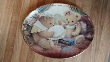 Franklin Mint Heirloom Plate Friends are fur Ever By Sue Willis Plate No Hb2156