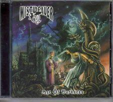MISTWEAVER-AGE OF DARKNESS-CD-melodic-death-metal-dawn of tears-estuary-skyfire
