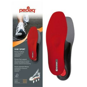 Pedag VIVA Sport Shock Absorbing & Support Insoles