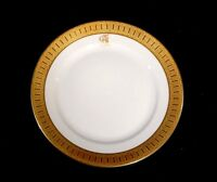 Stunning Rosenthal Selb Plossberg Gold Encrusted Aida Bread Plate