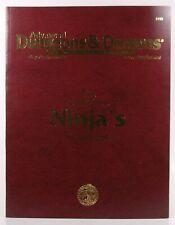 The Complete Ninja's Handbook (Advanced Dungeons & Dragons Player's Handbook: Ru