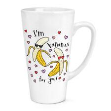 I'M BANANE PER TE 483ml GRANDE latte tazza - divertente ragazza san valentino