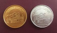 Southern Comfort Whiskey Medal Token Rivereboat Steamboat