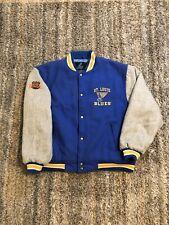 Vintage Logo Athletic St. Louis Blues Jacket Size L
