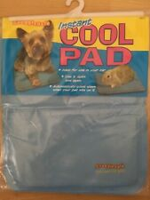 BNIP Snugglesafe INSTANT COOL PAD size SMALL Dog / Cat / Rabbit Cooling Mat NEW