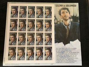 us stamps SC# 4197 James Stewart sheet of 20 MNH 41c 2007