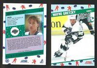 Wayne Gretzky Score N.C.W.A. SUMMER CONVENTION 1991