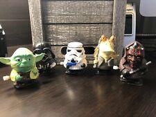 Star Wars Set of 5 Wind-Up Wobblers