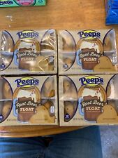 Lot Of 4 Peeps Marshmallow Root Beer Float 40 Chicks
