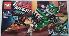 Lego the Movie el triturador de basura