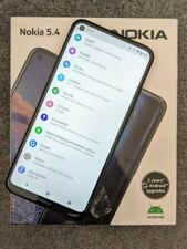 "Nokia 5.4 SmartPhone (Polar Night) 4GB 64GB 6.39"" Screen - Very Good!"