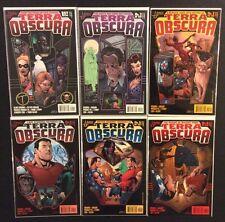 TERRA OBSCURA #1 - 6 Comic Books FULL SERIES Alan Moore Americas Best 2003 NM