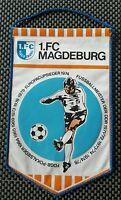 Wimpel 1979 1.FC Magdeburg FDGB Pokalsieger 1979 FCM 1.FCM DDR Oberliga